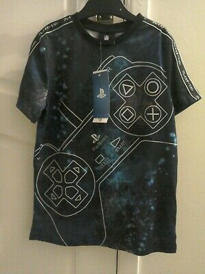£1.60 • Buy New Official Playstation T-shirt Age 7-8 Years