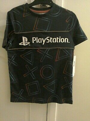 £1.99 • Buy New Boys Playstation T-shirt Age 7-8 Years