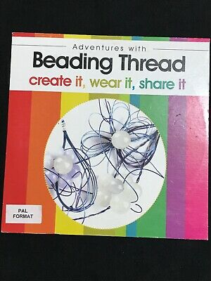 £2.25 • Buy Jewellery Maker Instructional DVD: Adventures With Beading Thread