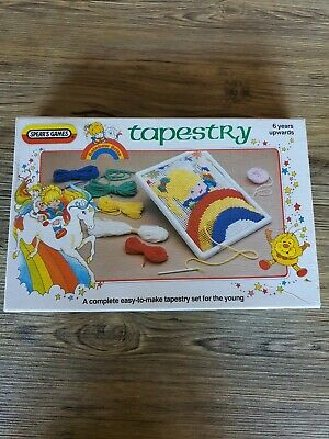 £7 • Buy Spears Games Tapesty Rainbow Brite