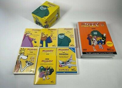 £35 • Buy BBC Muzzy Learn French - Part 1 And 2 Children's Language Learning - 12 X DVDs