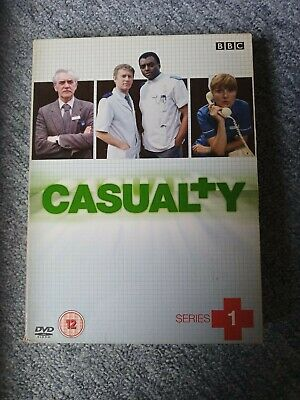 £14.99 • Buy Casualty - The Complete Series One (DVD Set) (L31)