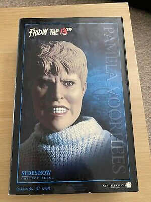 £50 • Buy Sideshow Friday The 13th Mrs Voorhees 1:6 Scale Articulated Figure