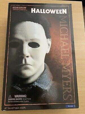 £75 • Buy Sideshow Halloween Michael Myers 1:6 Scale Articulated Figure