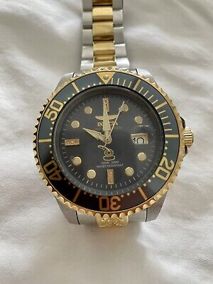$65 • Buy Invicta Pro Diver 47mm Stainless Steel Gold Case With Stainless Steel Gold...