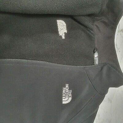 £9.99 • Buy Small/Petite North Face Windwall Soft Shell Jacket Black Size S/P (small Petite)