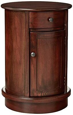 $173.13 • Buy Decor Therapy Side Table Vintage Cherry Finish