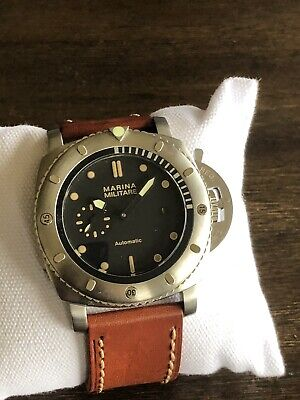 $51 • Buy MARINA MILITARE Homage Automatic Watch