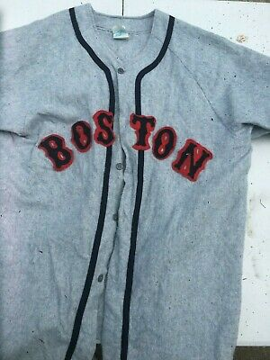 $60 • Buy Vintage Empire Wool Boston Red Sox Jersey XL