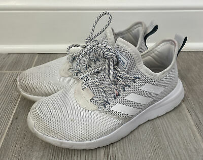 $ CDN8.73 • Buy Adidas Womens LITE RACER RBN SHOES Sneakers White Cloud Size 8 (Style F36653)
