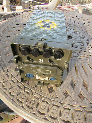 $125 • Buy US Military Transmitter Power Supply PP-112/GR For RT-68/GRC Radios Signal Corps