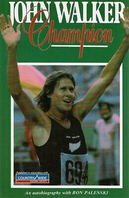 £3 • Buy John Walker:Champion: The Autobiography - SIGNED - Hardcover.