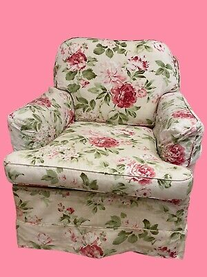 £20 • Buy Beautiful Floral Armchair In Perfect Condition