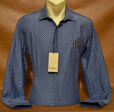 $49.99 • Buy NWT Brand New Men's BURBERRY Long Sleeve Shirt Size Small To 2XL