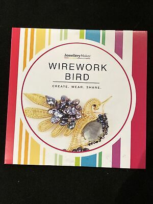 £2.25 • Buy Jewellery Maker Instructional DVD: Wire Sculpture Projects