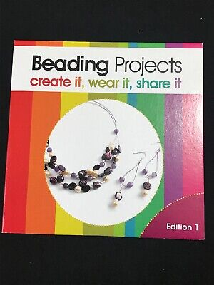 £2.25 • Buy Jewellery Maker DVD: Instructions Beading Projects In Jewellery Making Edition 1