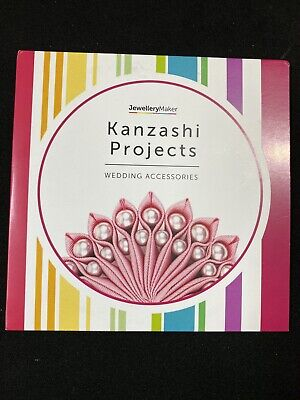 £2.25 • Buy Jewellery Maker Instructional DVD: Kanzashi Projects, Wedding Accessories
