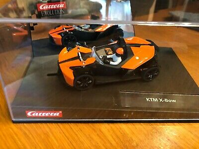 £18.50 • Buy Carrera Evolution KTM X-Bow 27248 Boxed And Sealed Slot Car