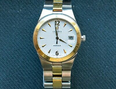 $450 • Buy Concord Mariner Two-Tone 18K Gold & Stainless Steel Watch 11.C2.1892