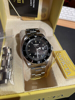 View Details Invicta 8926OB Automatic Watch Black • 45.00£