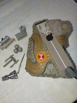 $15.98 • Buy Micro Machines Military Battle ZonesSkycat Airbase Playset1994 Galoob Incomplete