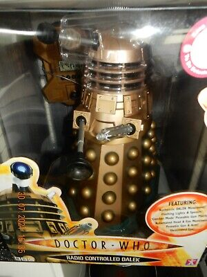 £20 • Buy Doctor Who Radio Controlled 12  Dalek  From Dr Who TV Series Good Condition