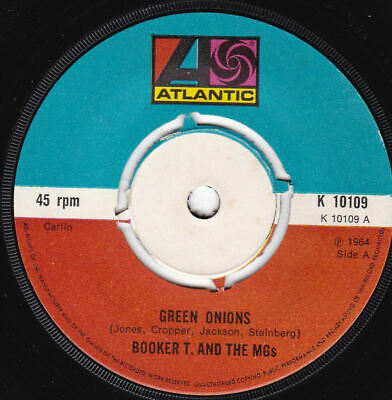 £1 • Buy Booker T. And The MGs Green Onions 7