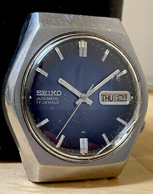 $ CDN48.75 • Buy MENS Vintage SEIKO Automatic MECHANICAL, STAINLESS Watch, PARTS / REPAIR LOT 57