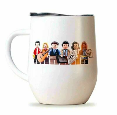 $34.50 • Buy LEGO FRIENDS Limited Edition Central Perk Coffee Mug Stainless Steal W/ Lid New