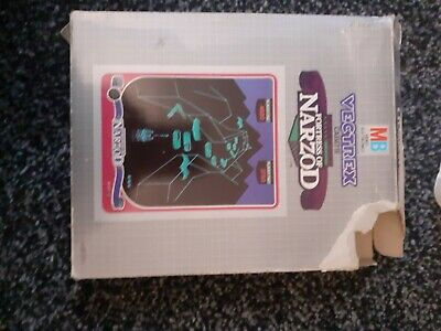 £59 • Buy Vectrex Fortress Of Narzod Complete In Box. Some Damage To Box