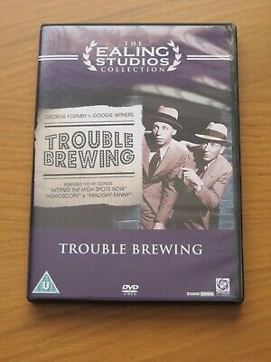 £3.75 • Buy Trouble Brewing (1939) Dvd George Formby