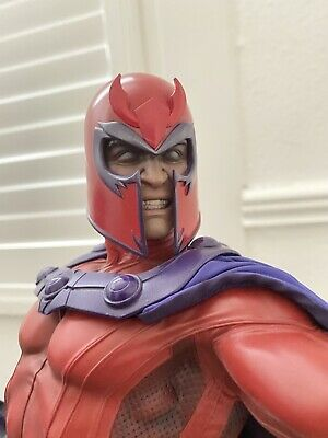 £500 • Buy Sideshow Collectibles Magneto Maquette Statue 444/2500