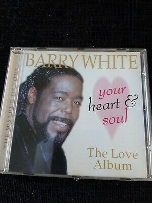 £2.99 • Buy Barry White - Your Heart And Soul (The Love Album) CD