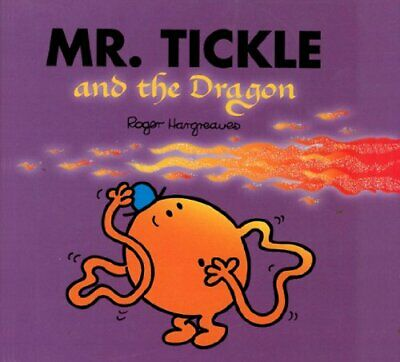 £2.99 • Buy Mr. Tickle And The Dragon - Buy 3 Mr Men Books Get Another Free