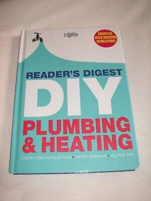 £6.99 • Buy Reader's Digest DIY: Plumbing And Heating: Step By Step Instructions * Expert...