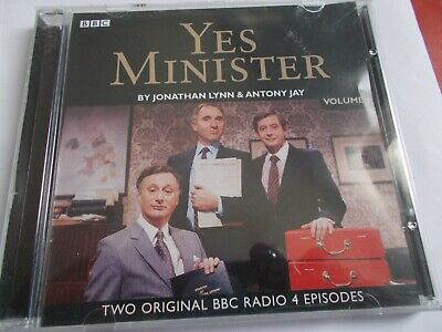 £3.99 • Buy Jonathan Lynn And Anthony Jay - Yes Minister Volume 1 CD