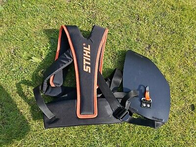 £34.97 • Buy  Stihl Heavy Duty Padded Strimmer Brushcutter Double Harness Suits STIHL