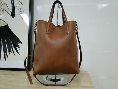 AU42 • Buy OROTON Tan Camel Open Tote Bag Gently Used RRP $329.00