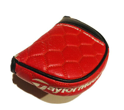 """£20.30 • Buy *""""TaylorMade Spider OS Oversize Mid-Mallet Putter Cover Very Good Cond FREE SHIP"""