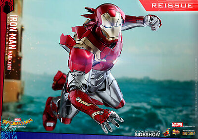 $ CDN559 • Buy Hot Toys MMS427D19 SPIDER-MAN: HOMECOMING 1/6 IRON MAN MARK XLVII 47 Re-issue