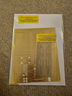 £45 • Buy LSWR Drummond M7 Passenger Tank 4mm Scale Loco&chassis Etches