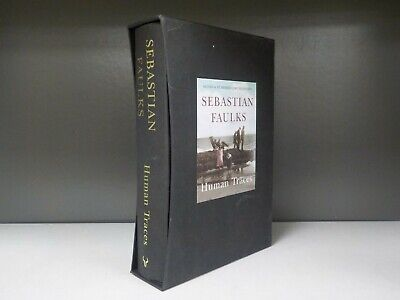 £32 • Buy Sebastian Faulks SIGNED & NUMBERED LIMITED EDITION Human Traces ID873