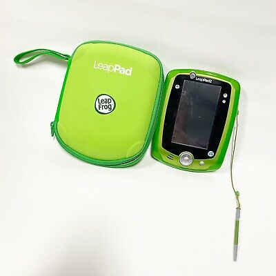 £14.54 • Buy LeapFrog Green LeapPad 2 System Tablet Stylus + Carry Case - Tested A8
