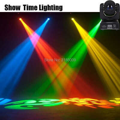 £54.98 • Buy Dmx Rgbw Disco Stage Moving Head Led Gobo Light Low Price With EBays £1 Listing!