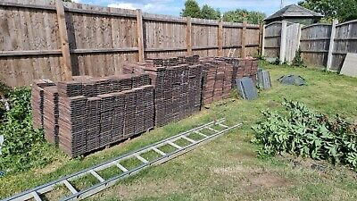 £4.50 • Buy Reclaimed Rosemary Roof Tiles. Acme Sandstorm. Hip And Ridge Tile Also Available