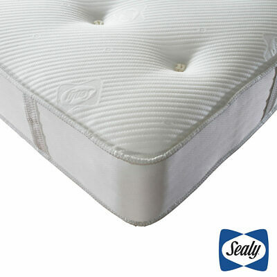 £597 • Buy Sealy 1000 Deluxe Pocket Memory Tufted Mattress Single Double King Super King