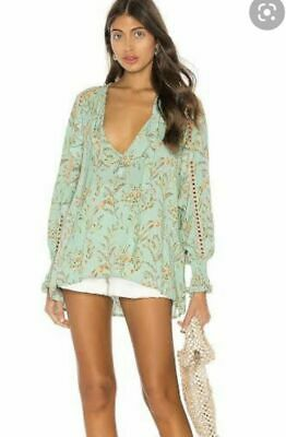 AU220 • Buy Spell And Gypsy Design Maisie Long Sleeve Blouse Top XXL