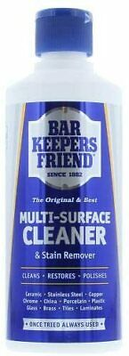 £3.36 • Buy Bar Keepers Friend Multi Surface Household Cleaner & Stain Remover Powder 250g