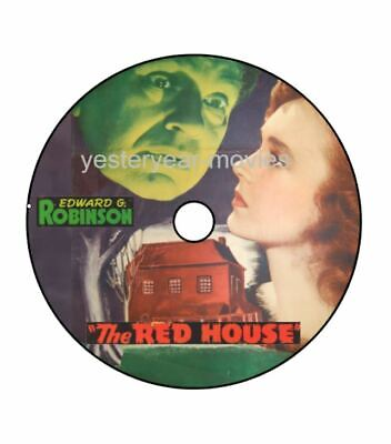 £2.45 • Buy The Red House 1947 DVD Edward G. Robinson/Judith Anderson Free Delivery!