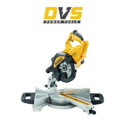 £244.75 • Buy DeWalt DWS774-GB 240V Corded 216mm Mitre Saw With With XPS Feature